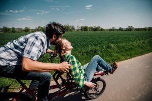 Die Fahrradgarage macht Urlaub – und geht Produkte testen!!