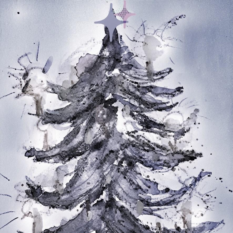 Frohe Weihnachten Euch/Ihnen allen